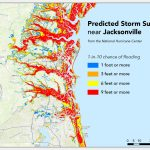Where Will Hurricane Matthew Cause The Worst Flooding? | Temblor   Flood Zone Map South Florida