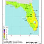 Windexchange: Florida 80-Meter Wind Resource Map - Florida Wind Speed Map