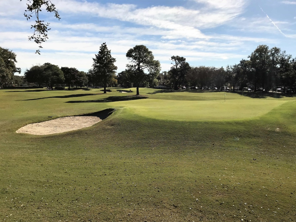 Winter Park Golf Course – City Of Winter Park - Best Golf Courses In Florida Map