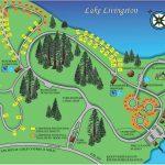 Wolf Creek Park Map   Lake Livingston, Coldspring, Tx. | Rving And   Map Of Lake Livingston Texas