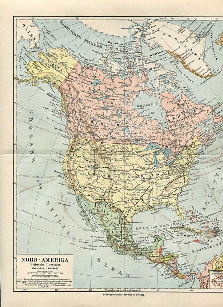 Wonderful Free Printable Vintage Maps To Download   Other   Map - Printable Antique Maps
