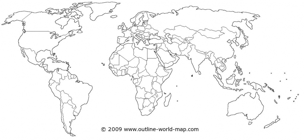 World Map | Dream House! | World Map Coloring Page, Blank World Map - Free Printable World Map Outline
