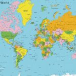 World Political Map High Resolution Free Download Political World - Free Printable Large World Map Poster