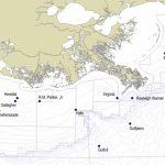 World War Ii | Shipwrecks In The Gulf   Texas Gulf Coast Shipwrecks Map