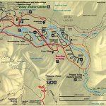 Yosemite Historic Maps (Yosemite Library Online)   Yosemite National Park California Map